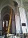 malowanie kościoła 2012